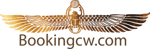 Booking CW Logo
